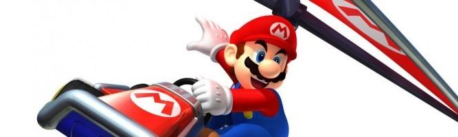 Une mise à jour pour Mario Kart 7