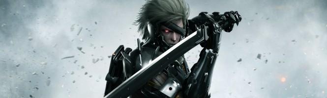 MG Rising : Kojima tease l'écran titre
