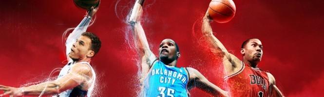 Une date pour NBA 2K13