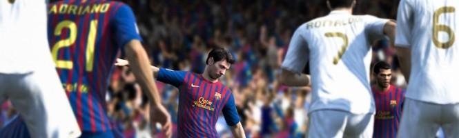 [E3 2012] Fifa 13 avec Kinect