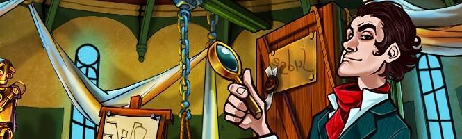 Sherlock Holmes et le Mystère de la Ville de Glace s'illustre