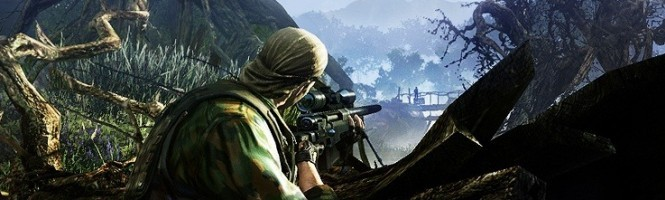 Sniper Ghost Warrior 2 en retard
