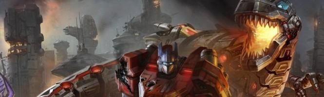 [Preview] Transformers : La Chute de Cybertron