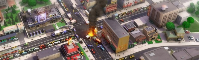 [GC2012] SimCity se dédouble