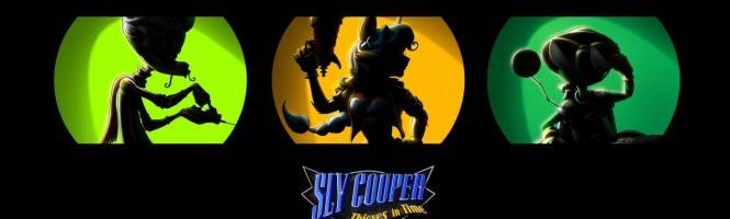 [GC2012] Sly Cooper : Thieves in Time et le Cross-platform