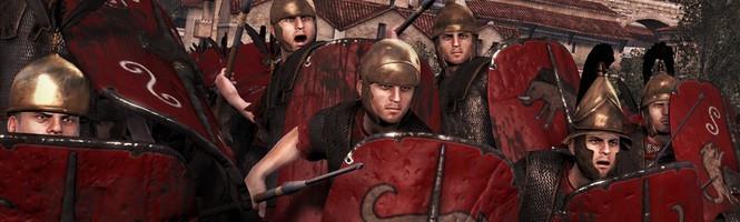 [GC2012] Total War : Rome II s'illustre