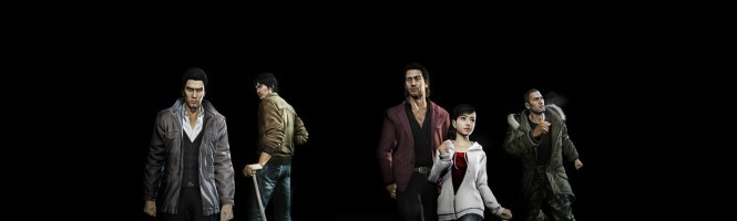 Yakuza 5 en images