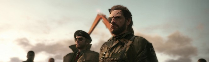 Metal Gear Solid Ground Zeroes : Première vidéo