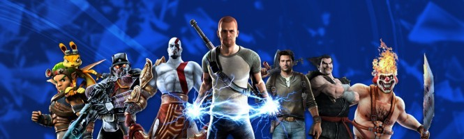 16 images pour Playstation All-Stars Battle Royale