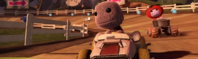 Les méchants de LittleBigPlanet Karting en images