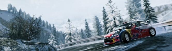 WRC 3, un peu de retard pour la démo