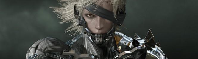 Raiden se la pète dans Metal Gear Rising
