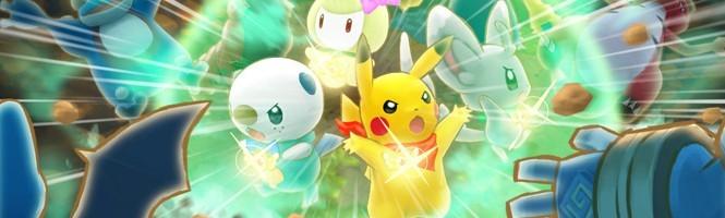Pokemon Donjon Mystère sur 3DS
