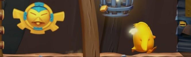 Toki Tori 2 se dévoile sur Wii U