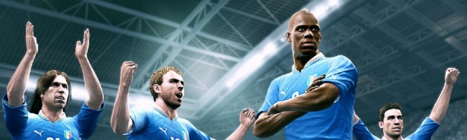 [Test] Pro Evolution Soccer 2013