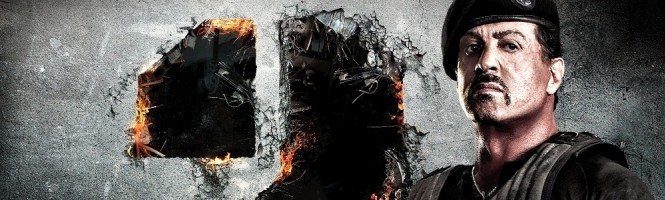 [Test] The Expendables 2 Videogame