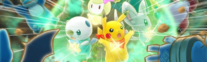 Pokemon Donjon Mystère 3DS daté au Japon