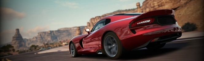 Forza Horizon en démo sur le Live