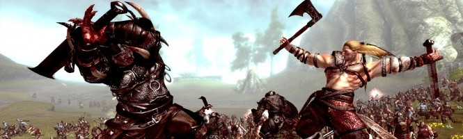 Viking : Battle for Asgard sur PC
