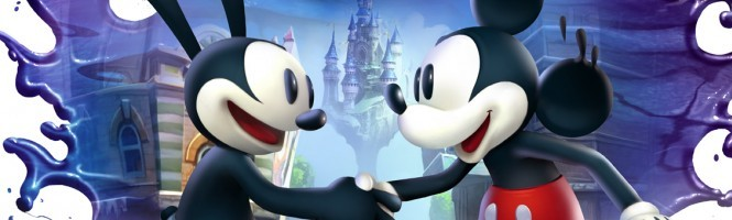 Epic Mickey 2 en images sur Wii