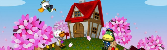 Animal Crossing : Jump Out en images