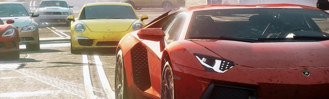 Need For Speed : Most Wanted sur Wii U