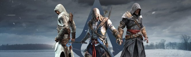 Ubisoft dévoile Assassin's Creed Anthology