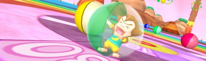 [Test] Super Monkey Ball : Banana Splitz