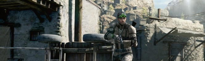 Tom Hardy sera Sam Fisher