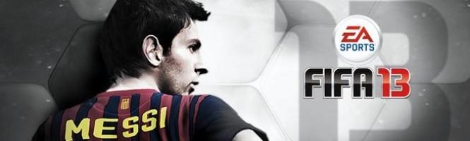 FIFA 13 Wii U : vidéo de gameplay
