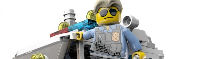 Lego City Undercover en images