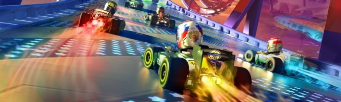 [Test] F1 Race Stars