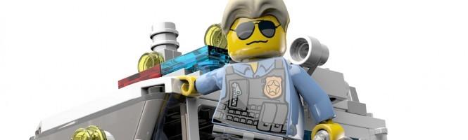 Bonne dose d'images pour Lego City Undercover
