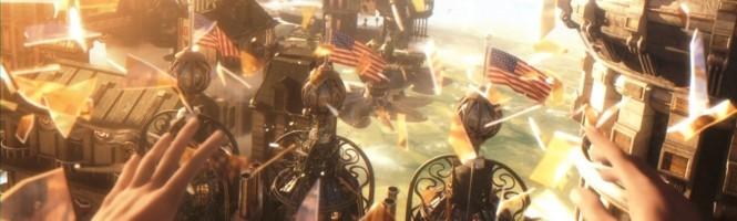 Le début de BioShock Infinite en vidéo
