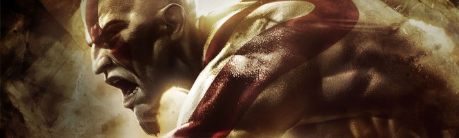 Une manette God of War : Ascension