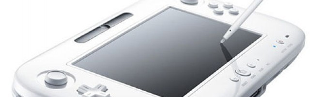 Le Wii U Gamepad zoné