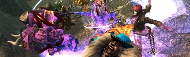 Anarchy Reigns se lance en trailer