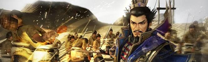 Des tonnes d'images pour Dynasty Warriors 8