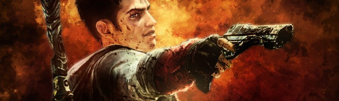 L'ancien Dante dans DmC Devil May Cry... en DLC