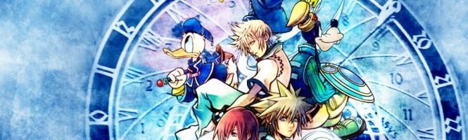 Kingdom Hearts HD : flopée de visuels