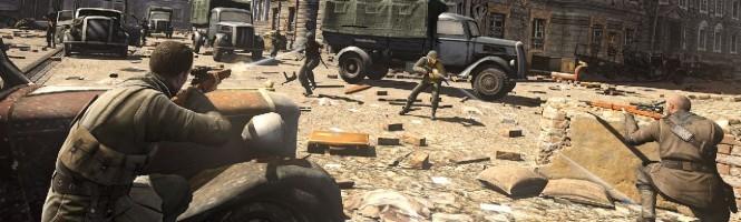 Sniper Elite V2 annoncé sur Wii U