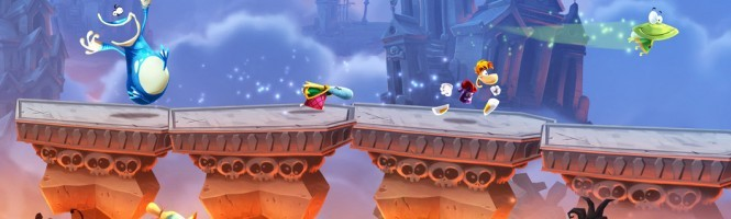 Rayman Legends, nouvelle démo Wii U