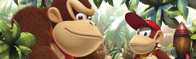 Un remake 3DS de Donkey Kong Country Returns