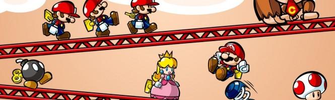 Mario and Donkey Kong annoncé sur l'eShop