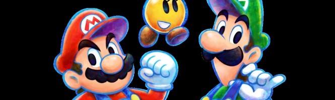 Mario et Luigi rêvent sur 3DS