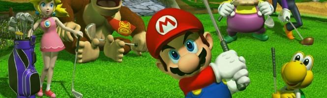 Un Mario Golf sur 3DS