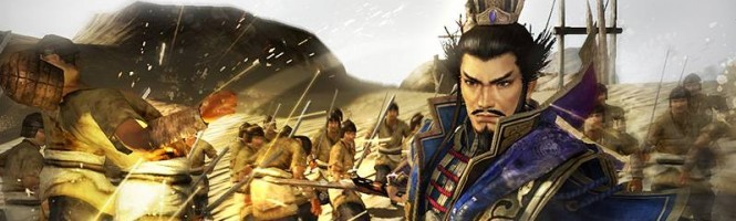 Dynasty Warriors 8 s'exhibe