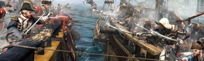 Et un trailer pour Assassin's Creed IV