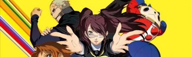 [Test] Persona 4 : Golden