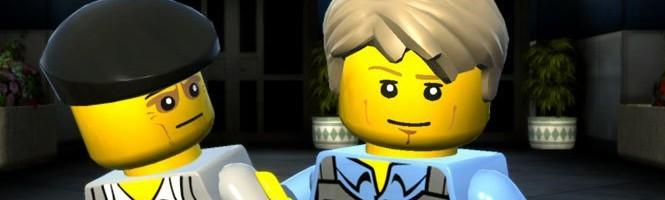 Une date pour Lego City Undercover 3DS